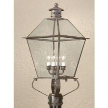 Troy PCD8958CI - 4Lt Post Lantern