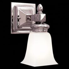 Hudson Valley 2821-OB - 1 Light Bath Bracket