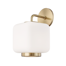 Hudson Valley H190101-AGB - 1 Light Wall Sconce