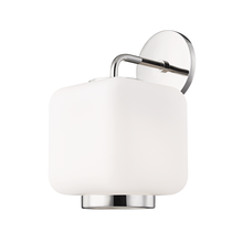 Hudson Valley H190101-PN - 1 Light Wall Sconce