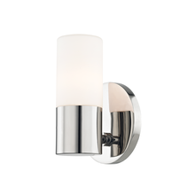 Hudson Valley H196101-PN - 1 Light Wall Sconce