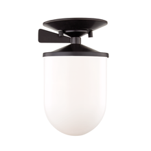 Hudson Valley H214601S-OB - 1 Light Small Semi Flush
