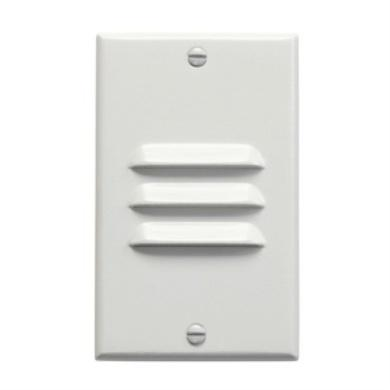Robinson Lighting in Winnipeg , Manitoba, Canada,  T7RZM, Led Step Light Vertical Louver, Step and Hall 120V