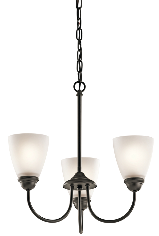 Robinson Lighting in Winnipeg , Manitoba, Canada,  TJ2WA, Mini Chandelier 3Lt, Jolie