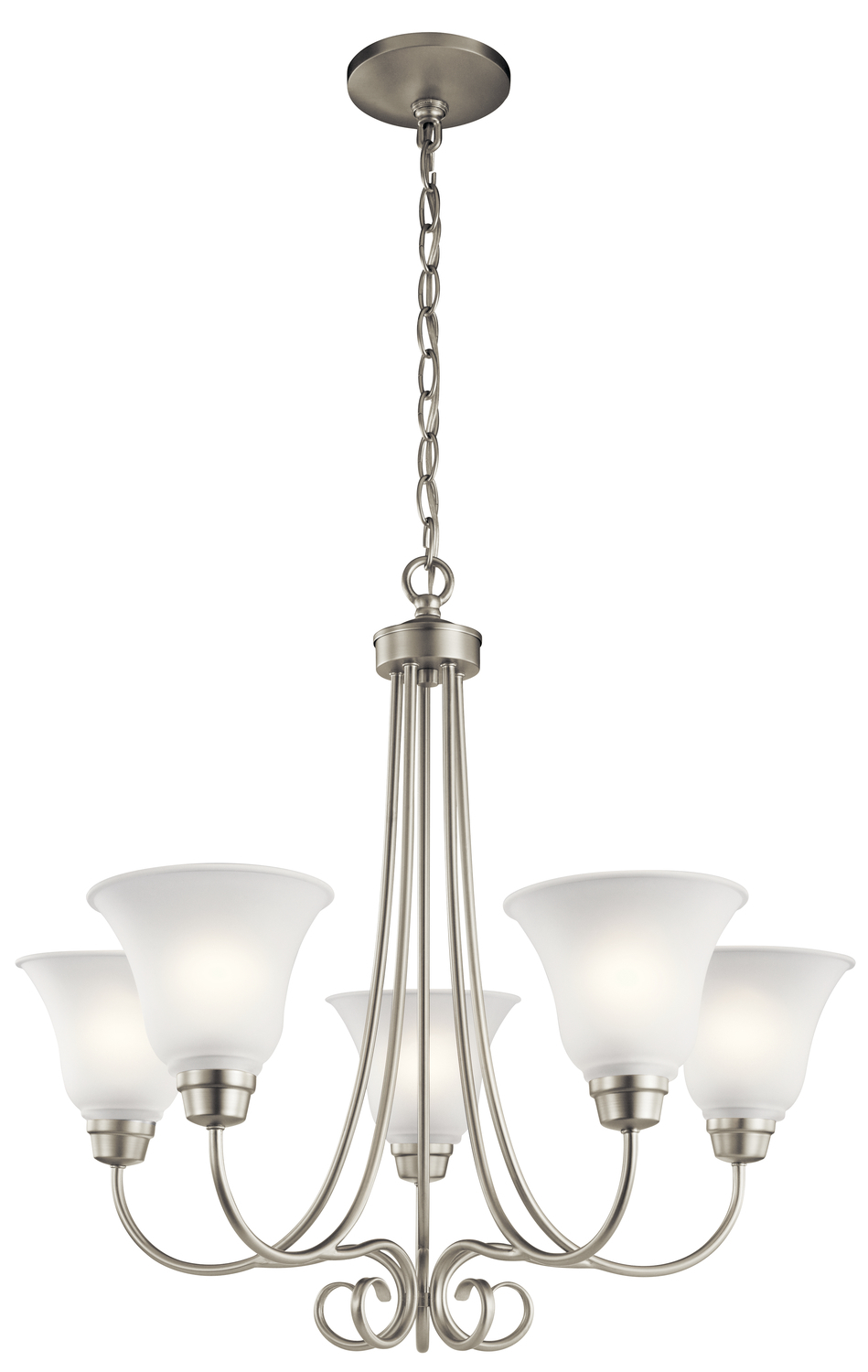 Robinson Lighting in Winnipeg , Manitoba, Canada,  TM4J6, Chandelier 5Lt, Bixler