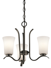 Kichler 43073OZ - Mini Chandelier 3Lt