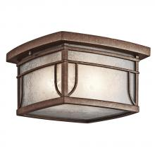Kichler 49153AGZVM - Outdoor Ceiling 2Lt