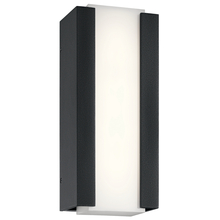 Kichler 49798BKTLED - Outdoor Wall LED