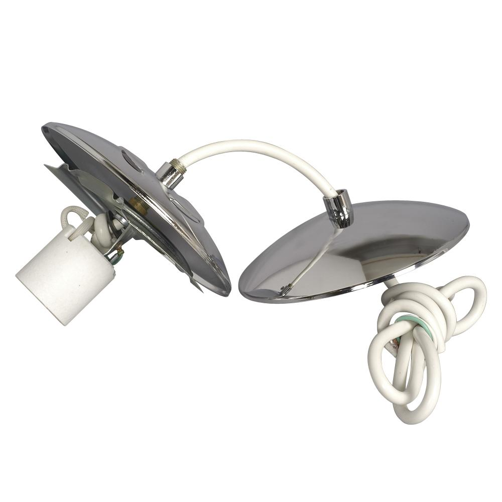 Robinson Lighting in Winnipeg , Manitoba, Canada,  6UEC4, Holder With Cord - Polished Chrome,