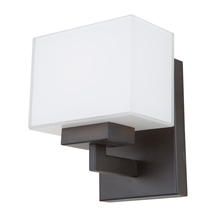 Steven & Chris SC13187OB - Cube Light SC13187OB Wall Sconce
