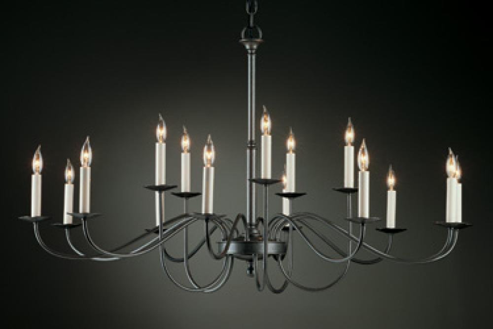 Robinson Lighting in Winnipeg , Manitoba, Canada,  13C5ZT, Simple Lines 15 Arm Chandelier,