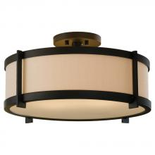 Feiss SF272ORB - 2 - Light Indoor Semi-Flush Mount