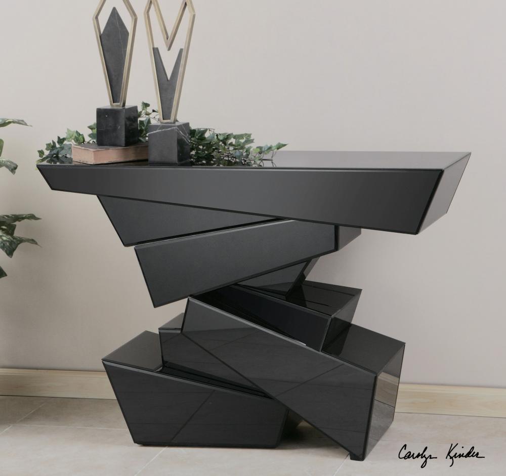 robinson lighting centre - lxwv  tauri modern console table