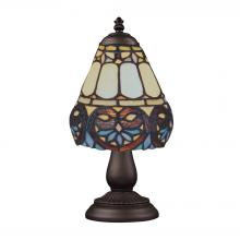 ELK Lighting 080-TB-21 - Mix-N-Match 1 Light Table Lamp In Tiffany Bronze