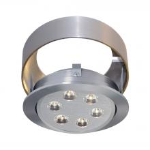 ELK Lighting WLC142-N-98 - Tiro 6 Surface Mount Collar In Brushed Aluminum