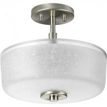 Progress P2851-09 - Alexa Collection Two-Light Close-to-Ceiling